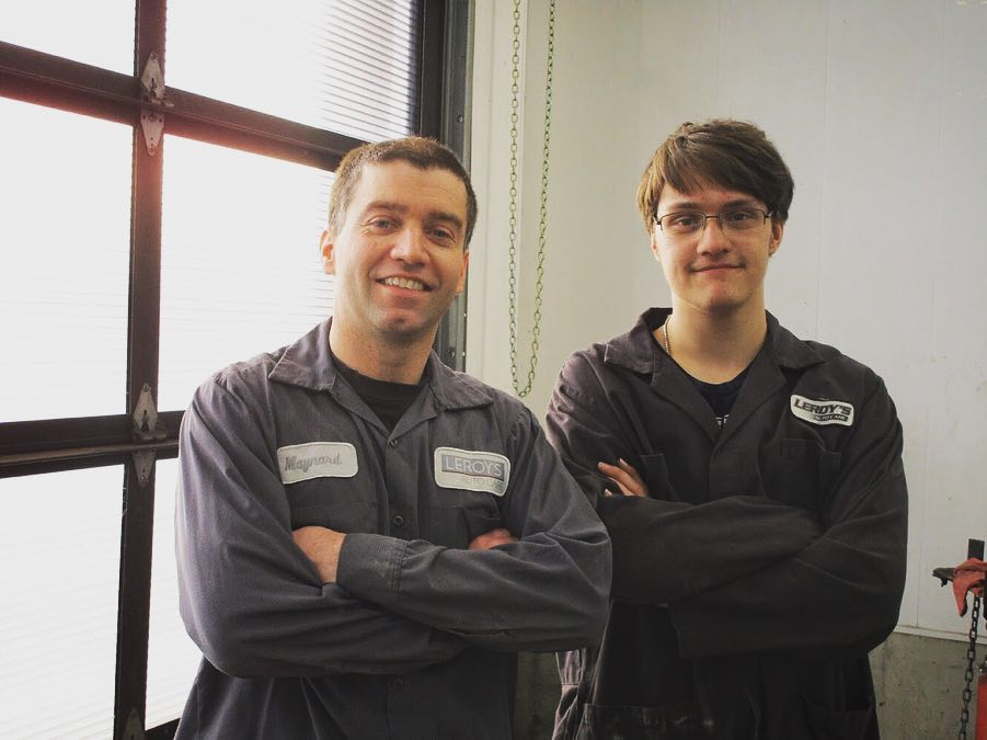 Joey and Maynard.jpg