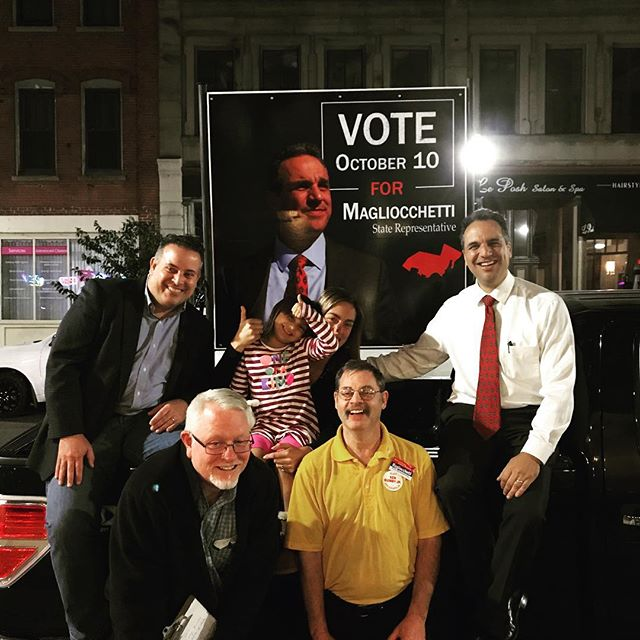 Vote Magliocchetti for a united Haverhill.  #thisishaverhill #haverhillma #mapoli #solutions