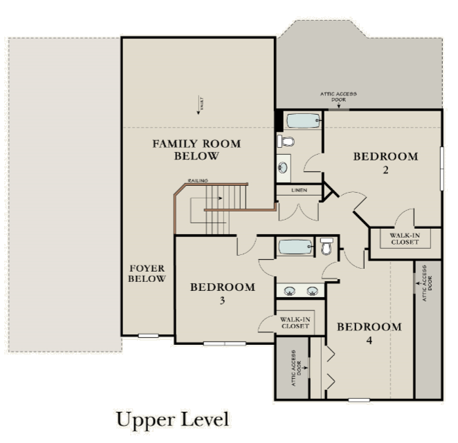 Lincoln second floor plan.png