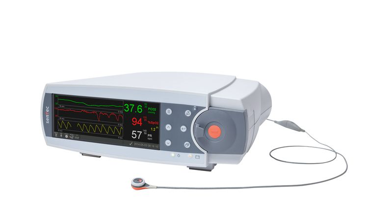 Sentec Transcutaneous Monitor