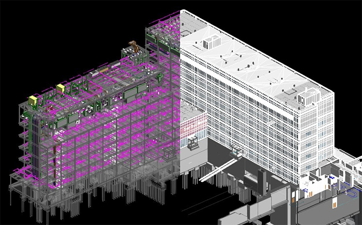 REVIT BIM Design engineering services in Washington DC