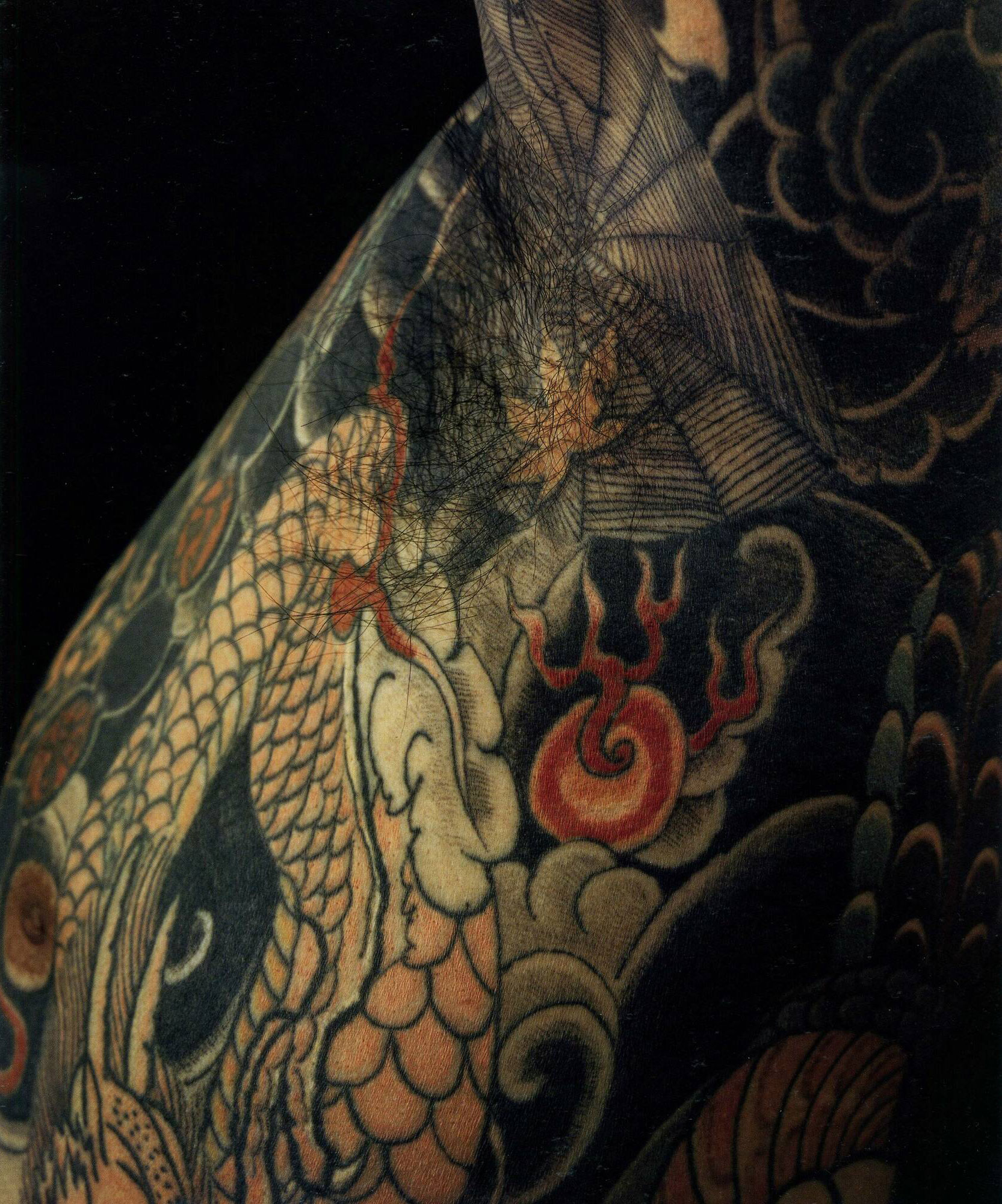 3fbac4d2ef ... Japanese Tattoo Full Body Suit from the Japanese Tattoo book