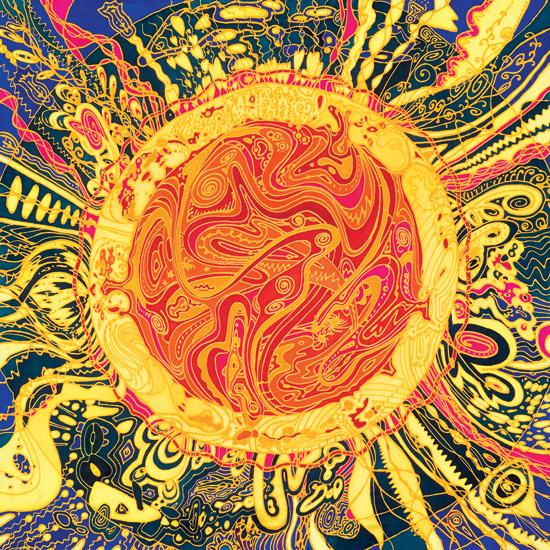 Japanese Sun Silk
