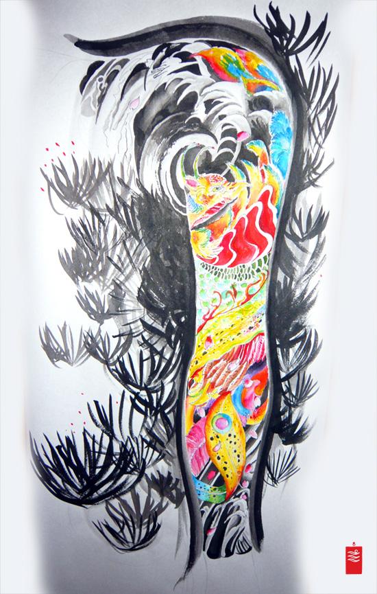 phoenix_sleeve_concept