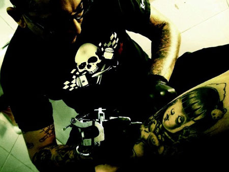 Richard, XTATTOO, tattoo artist, valencia tattoo studio