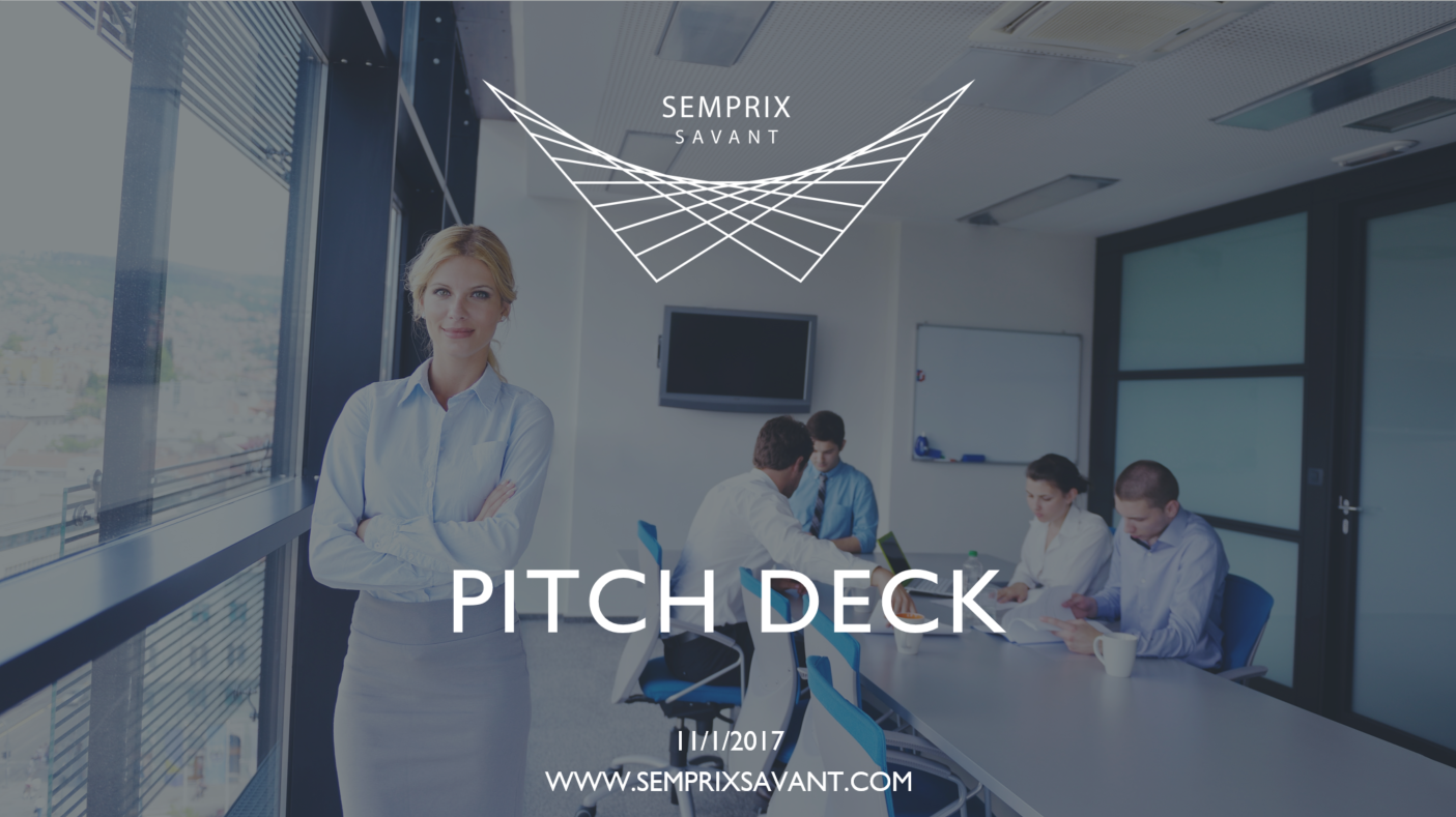 Venture Capital Pitch Deck Template PowerPoint SalesRakecom - Vc pitch template