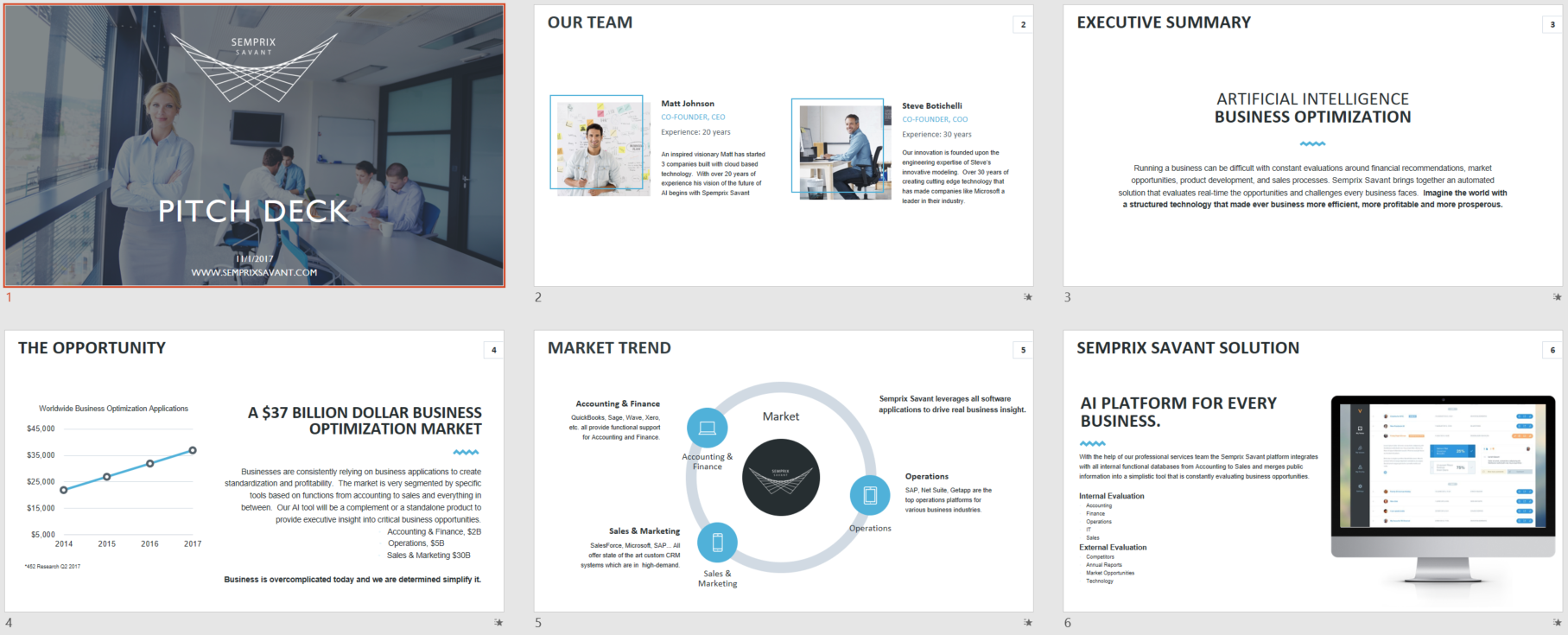 Pitch Deck Template Images Template Design Ideas - Sequoia capital pitch deck template