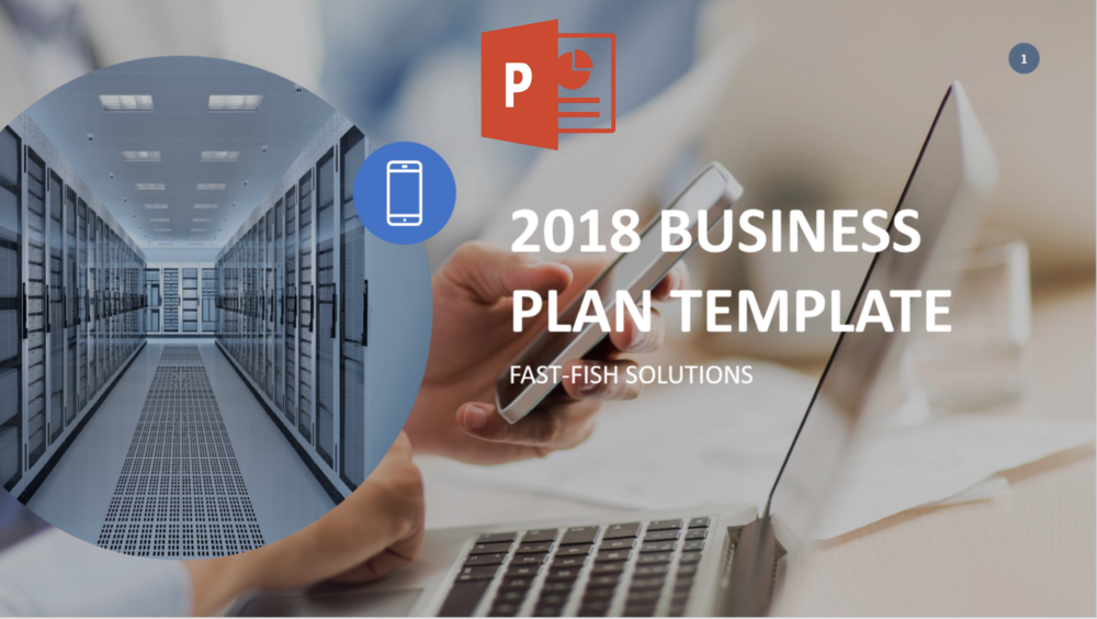 2018 Business Plan Template