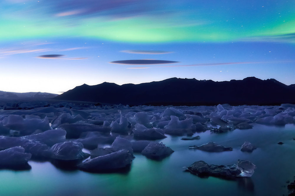 ICELAND AURORA EXCURSION (2019) - JANUARY 18-24, 2019