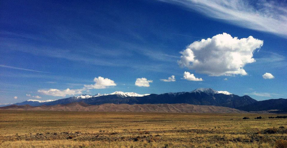 Great Sand Dunes National Park (Sara ElShafie)