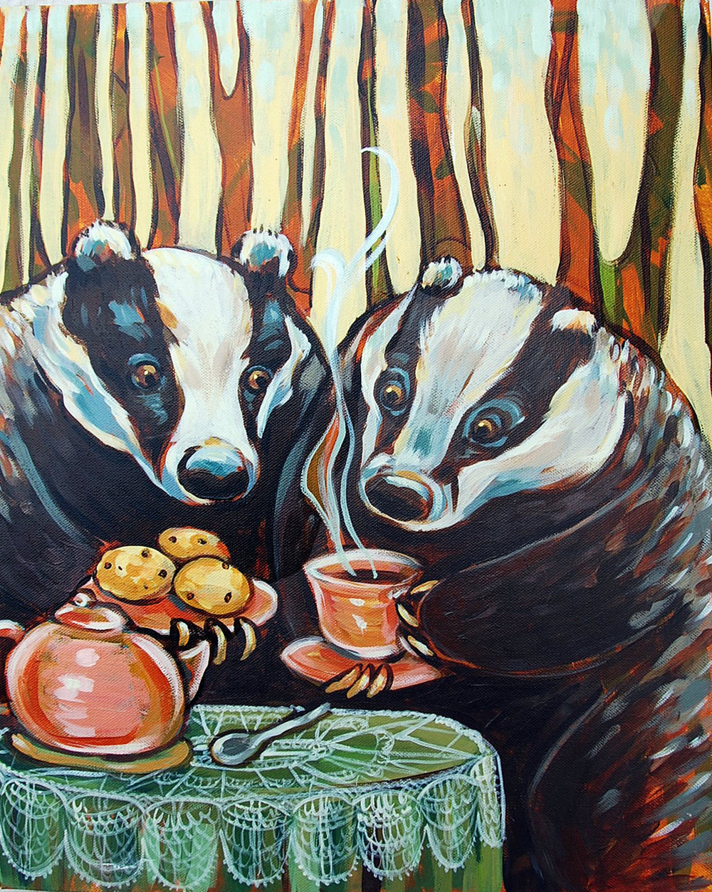 Badger Badger 2011. Sold