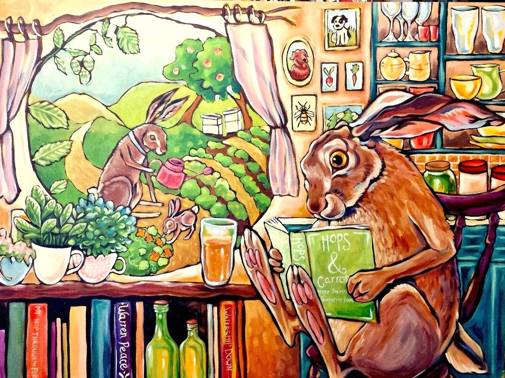 Hop House 2014. Commission