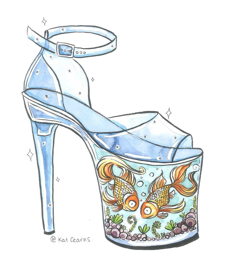 Fish Shoe