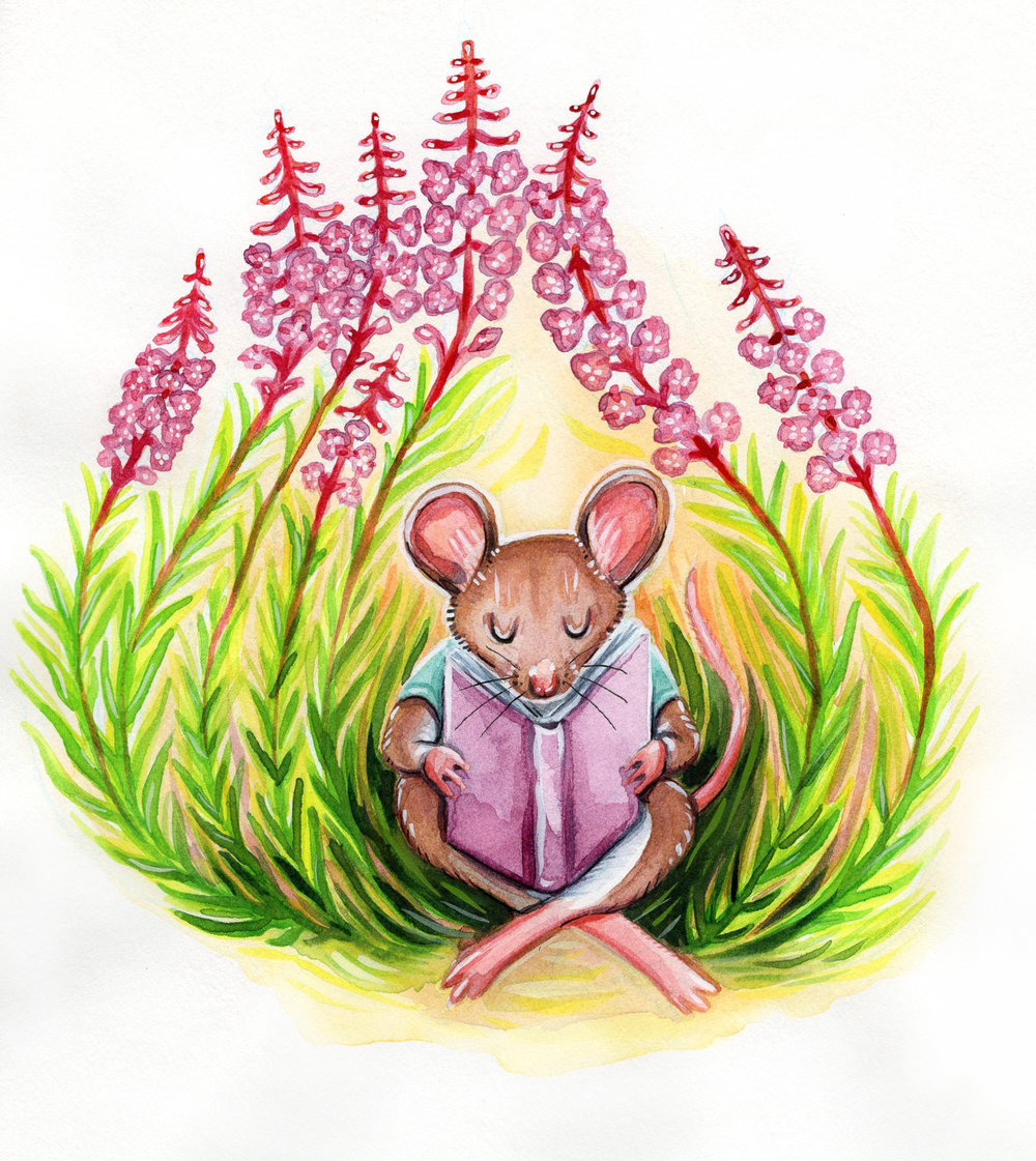 Reading Mouse