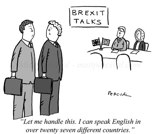 Brexit Talks - The Phoenix