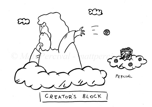 Creator's Block - Prospect magazine
