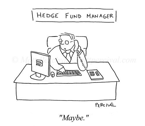 Hedge Fund - Prospect magazine
