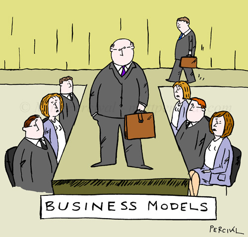 Business Models - Prospect magazine