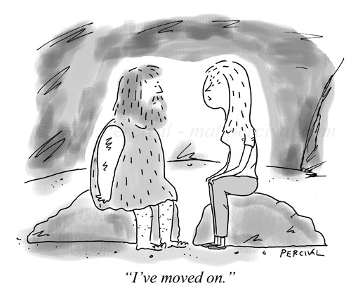 Moved On