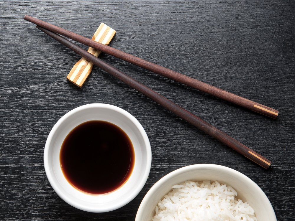 Chopstick History - Chopsticks became popular, in part, through the influence of the Chinese philosopher Confucius. A vegetarian, he believed that having sharp cutlery would evoke violence and war, which went against the contented mood he thought people should experience during meals. Long, blunt-ended chopsticks were a practical solution.