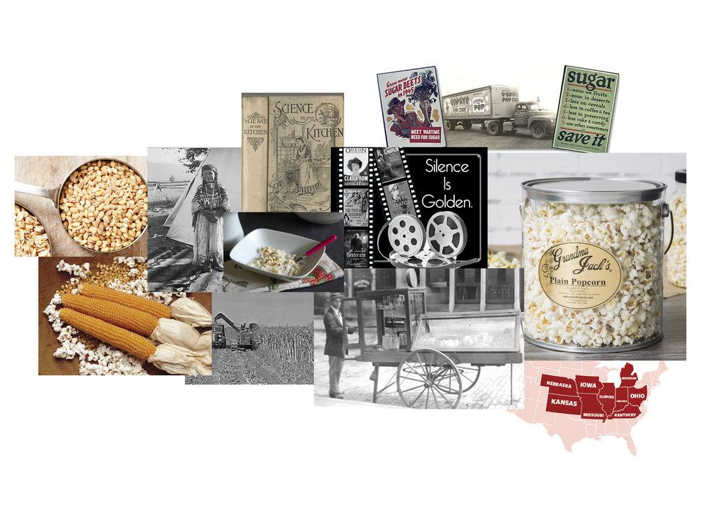 Copy of Popcorn History