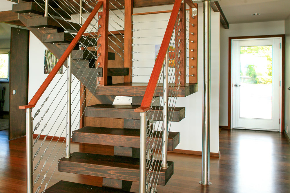 CARLSON CABANA STAIR - OOMBRA ARCHITECTS