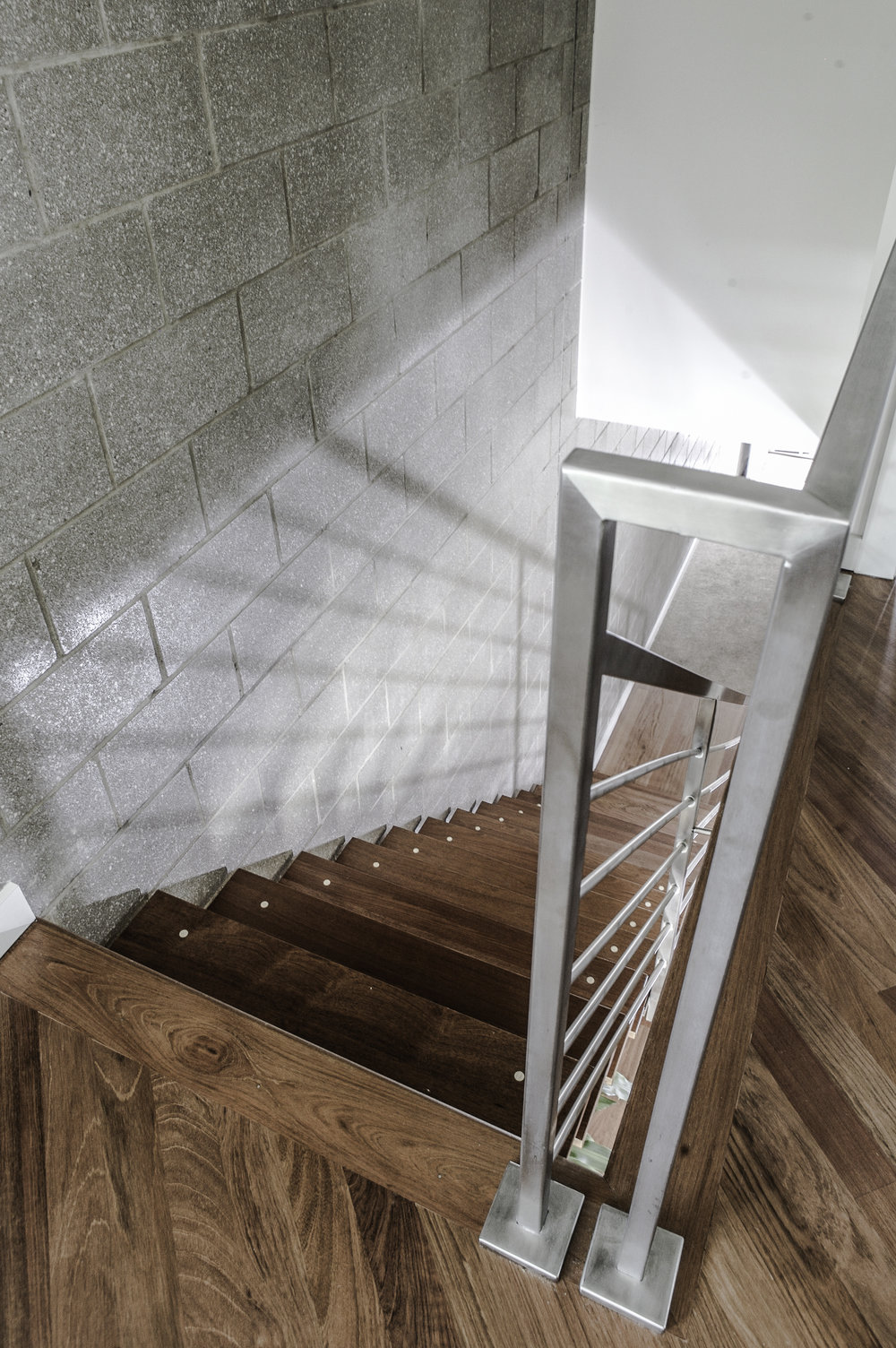 311 STREET STAIR - OOMBRA ARCHITECTS