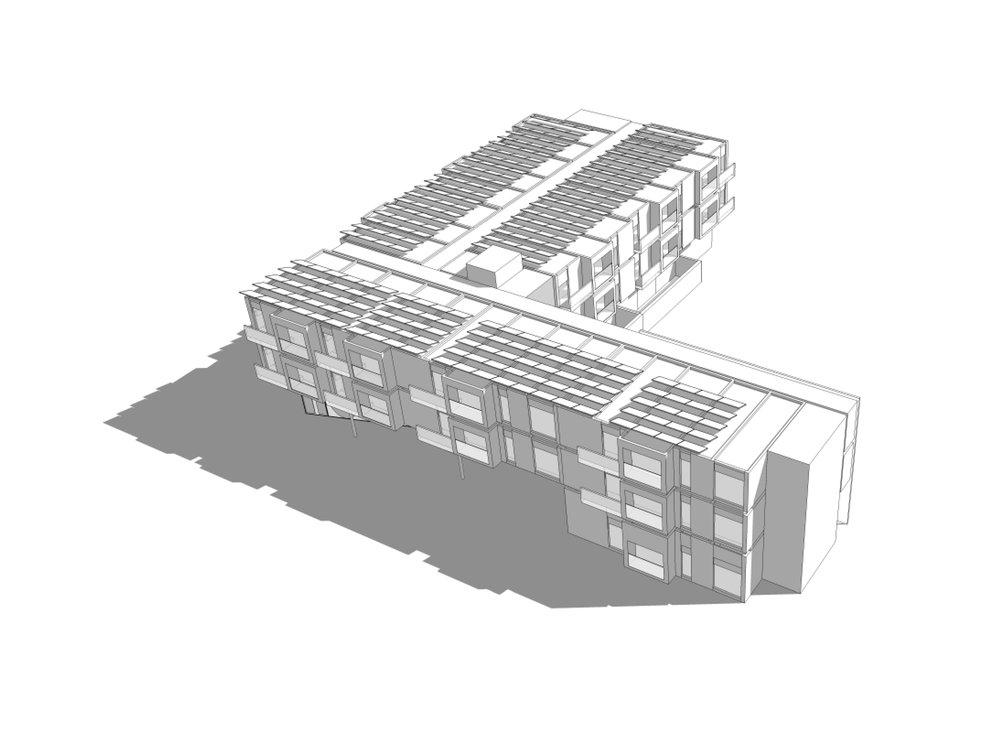 ST BONIFACE AXON  - OOMBRA ARCHITECTS