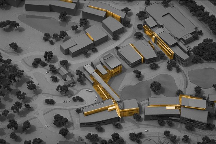 CAMPUS MASTERPLAN - OOMBRA ARCHITECTS