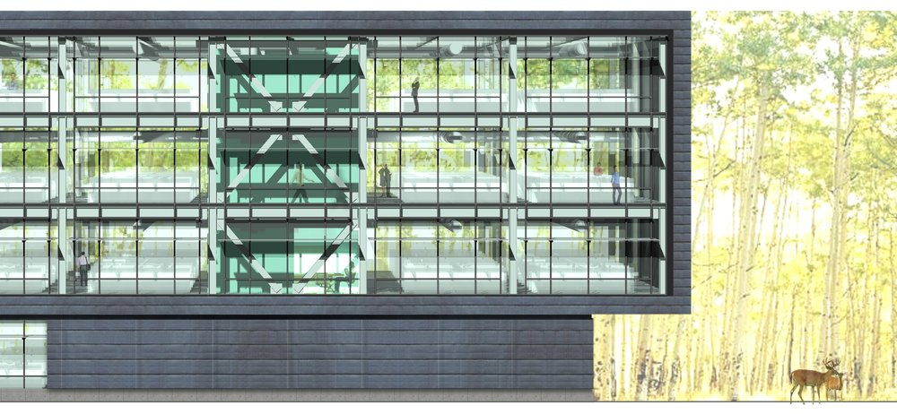 CORPORATE HEADQUARTERS 2 -  OOMBRA ARCHITECTS