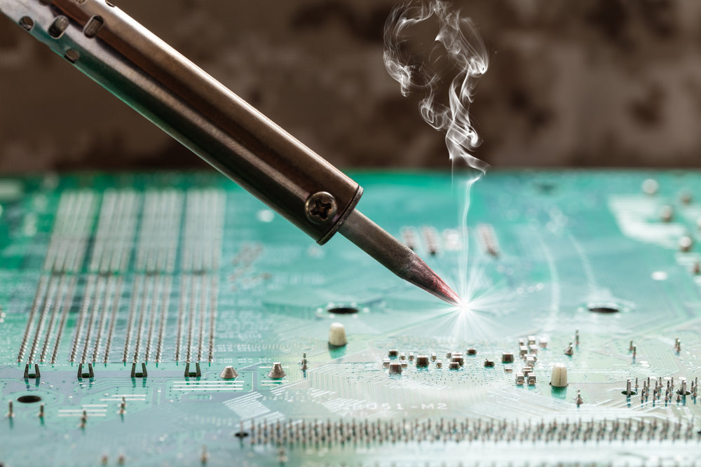 Micro Soldering - Our microscopes and micro soldering equipment enable us to repair more complex issues. Many items can be repaired rather than replaced. Mother board repairs, buttons and connectors are some of the common micro soldering repairs.