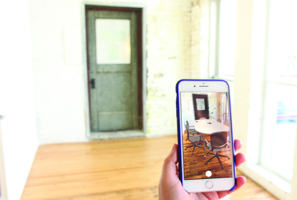 INSTANT AR - Instant AR is an augmented reality extension for Configura's CET Designer. With InstantAR, designers can easily view furniture and decor designs live with their phone.