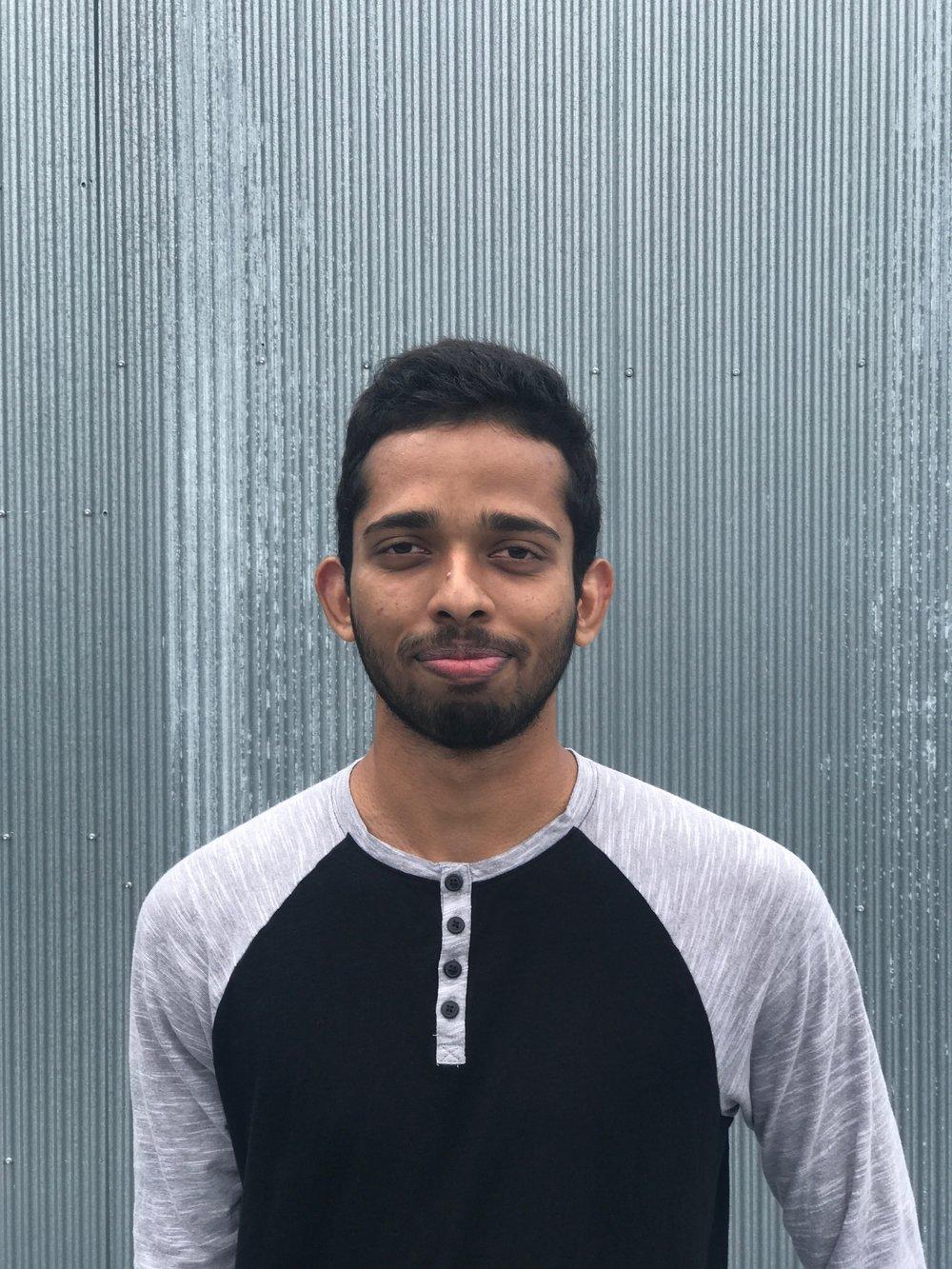 Anand | Developer