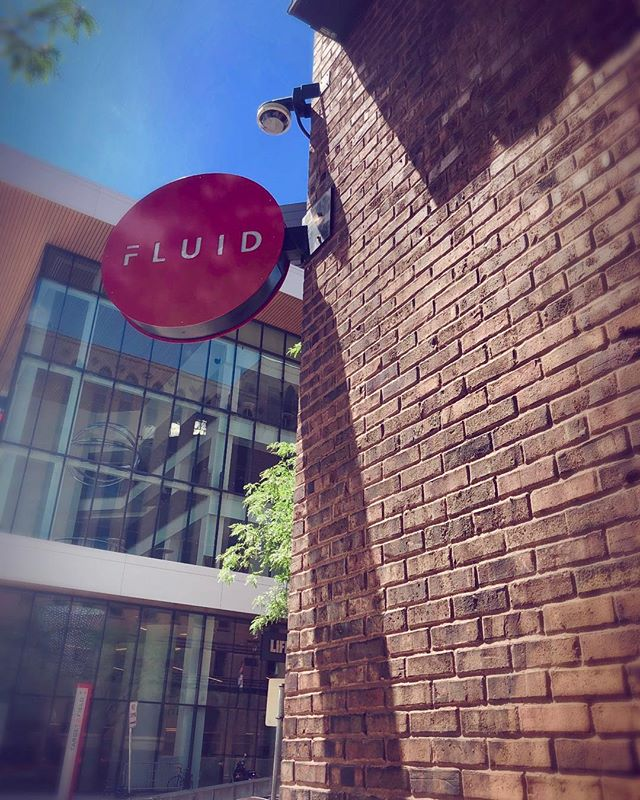 We love visiting our users! @fluidinteriors