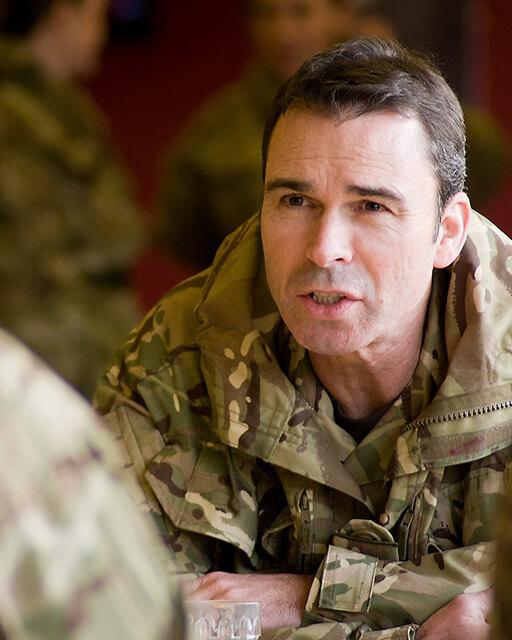 Major General Munro