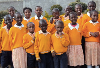 Patrick Chege Memorial Orphanage   The Patrick Chege Memorial Orphanage provides a safe home and long term support to Kenyan children who lost their families due to HIV/AIDS.   learn more