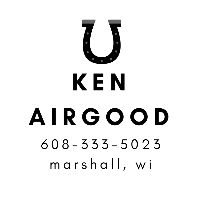 Ken Airgood - Marshall Farrier