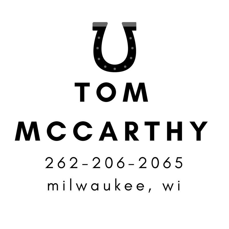 Tom McCarthy - Milwaukee Farrier