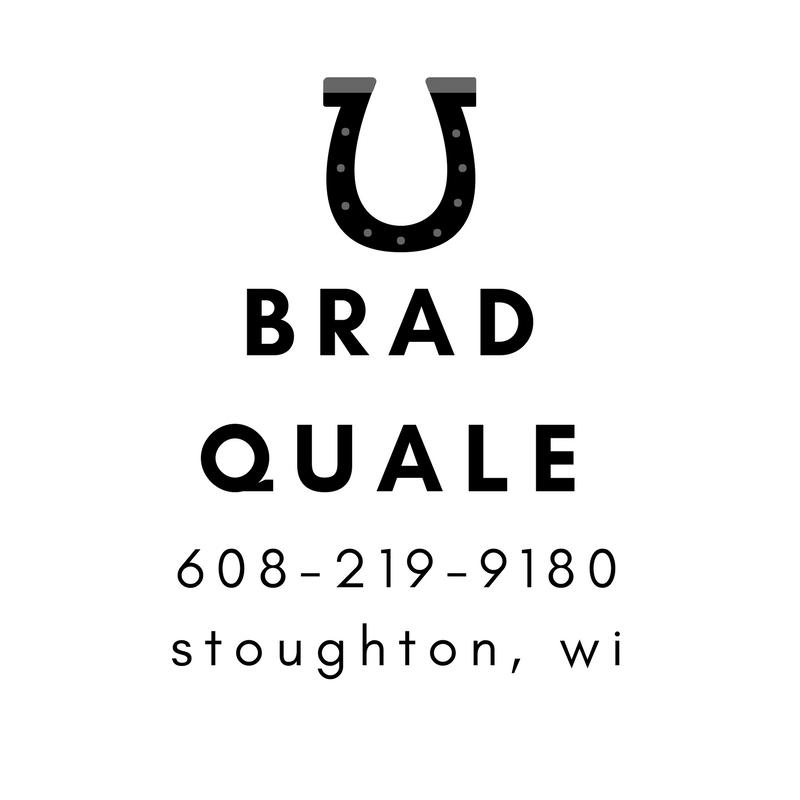 Brad Quale - Stoughton Farrier