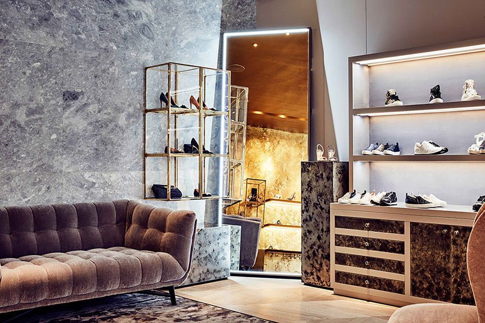 New flagship store for fashion icon Gina Shoes