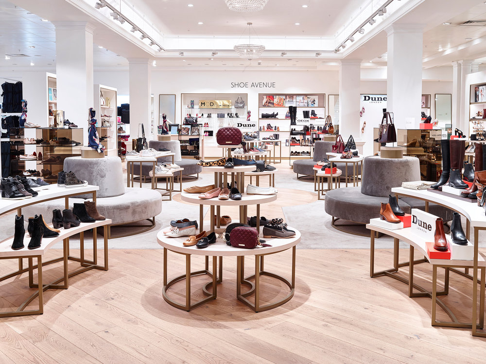 How to revitalise a 200 year old department store