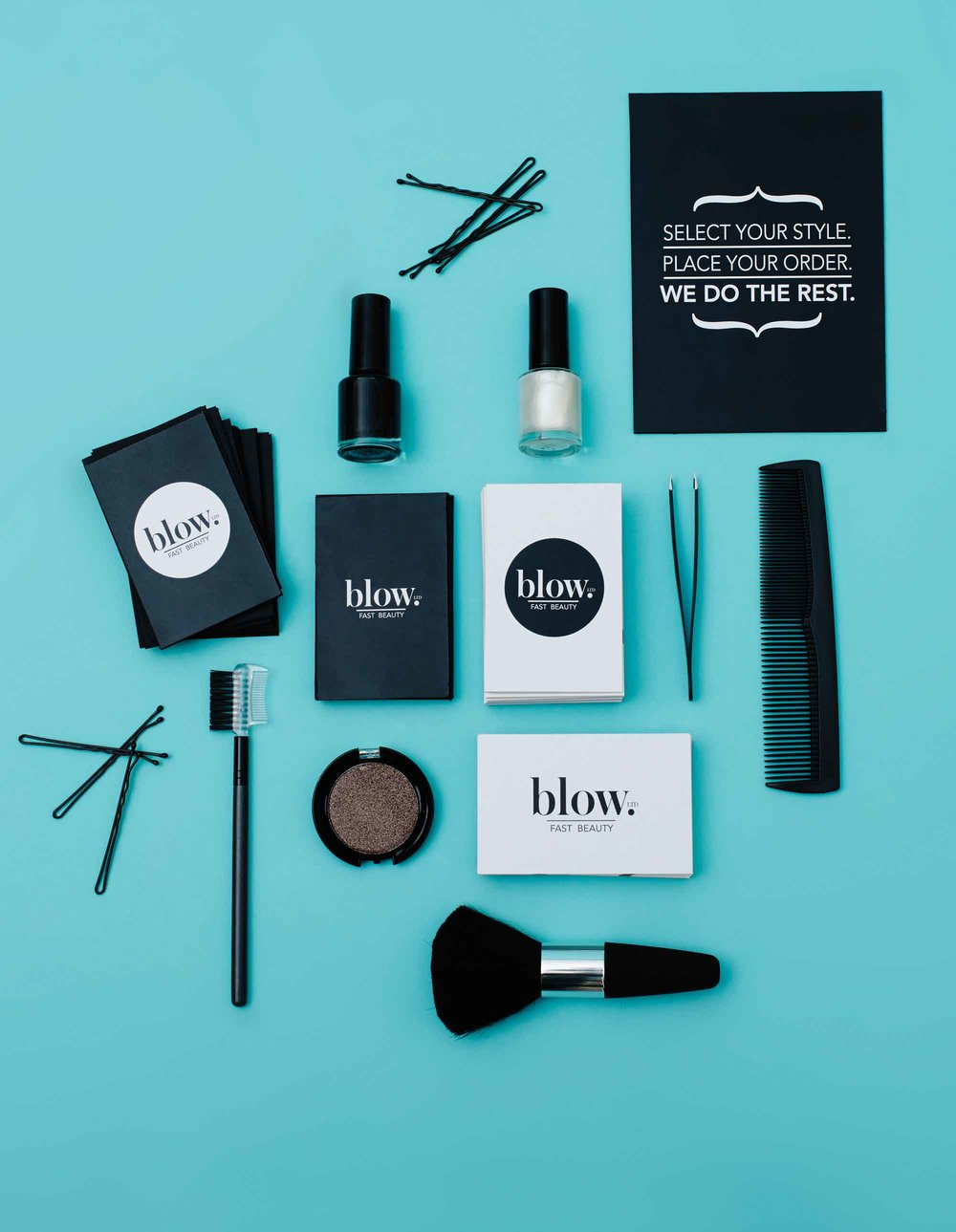 Blow ltd. is an edited, innovative beauty concept