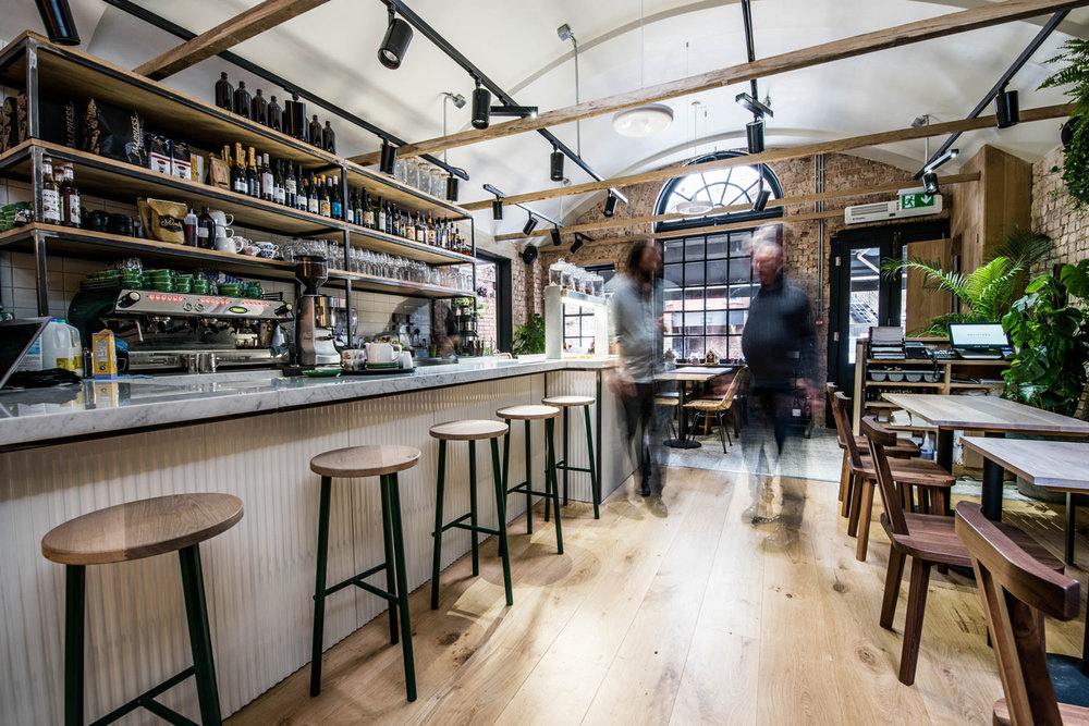 Brasserie Antipodea, introduces localised experiences