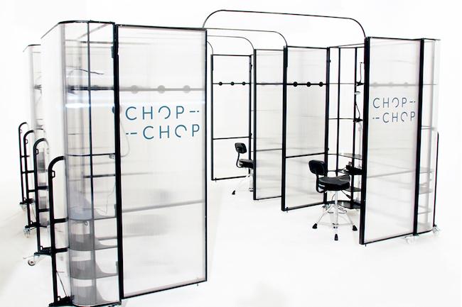 Chop-Chop London salon
