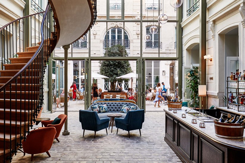The Hoxton Hotel, Paris - Alan Jensen