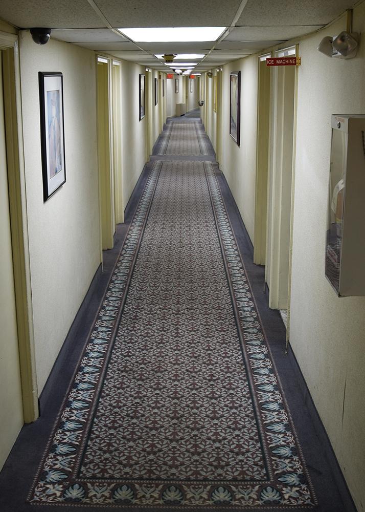 Roosevelt Inn - Hallway