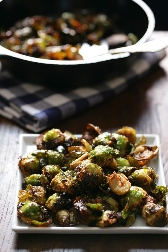 EpiQ Brussel Sprouts - Here is a Quick and healthy (not to mention Paleo) recipie for Brussel sprouts that is sure to get you on board the Brussel Train!!