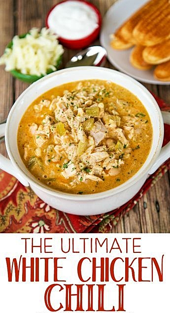 EpiQ Chili - We just found this quick and delicious white chicken chili that is sure to be a hit in any home! the best part... ready to eat in 20 minutes! check it out!