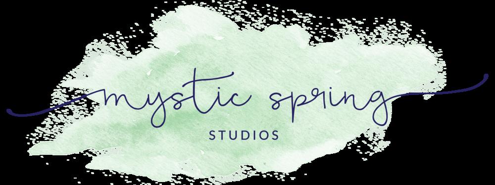 Mystic Spring Studios logo