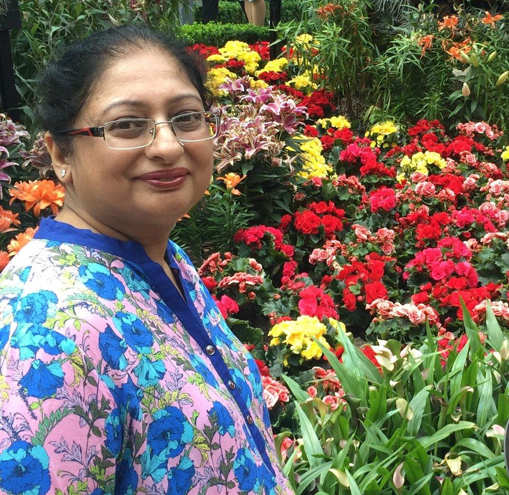 Sunila Mahajan